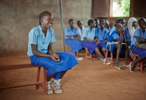 investir na educação de meninas é uma das abordagens mais inclusivas do desenvolvimento humano - Foto: Oxfam East Africa via Flickr - licença: CC BY 2.0